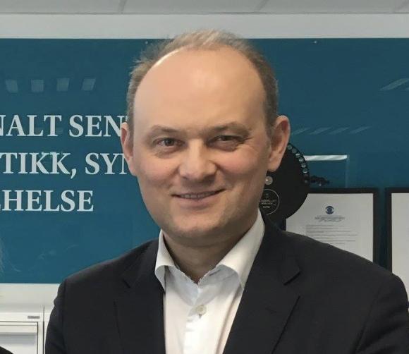 Madagaskars konsul i Norge, Erik Øien